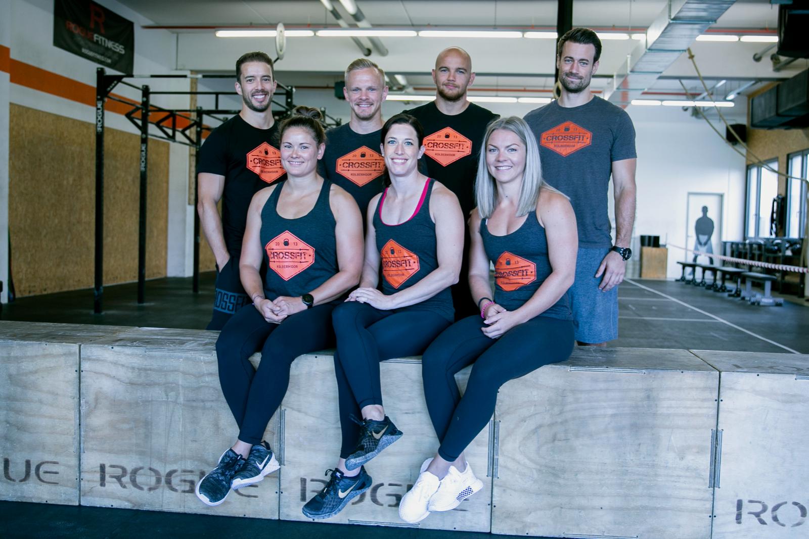 CrossFit Kolbermoor Team
